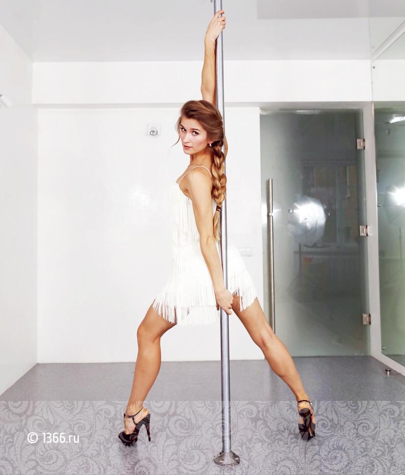 индивидуальные занятия pole dance