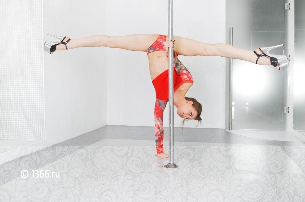 инструктор pole dance в москве