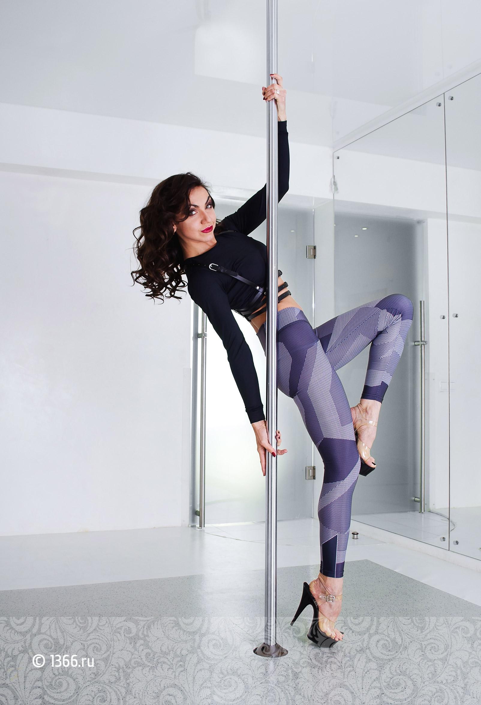занятия pole dance в москве