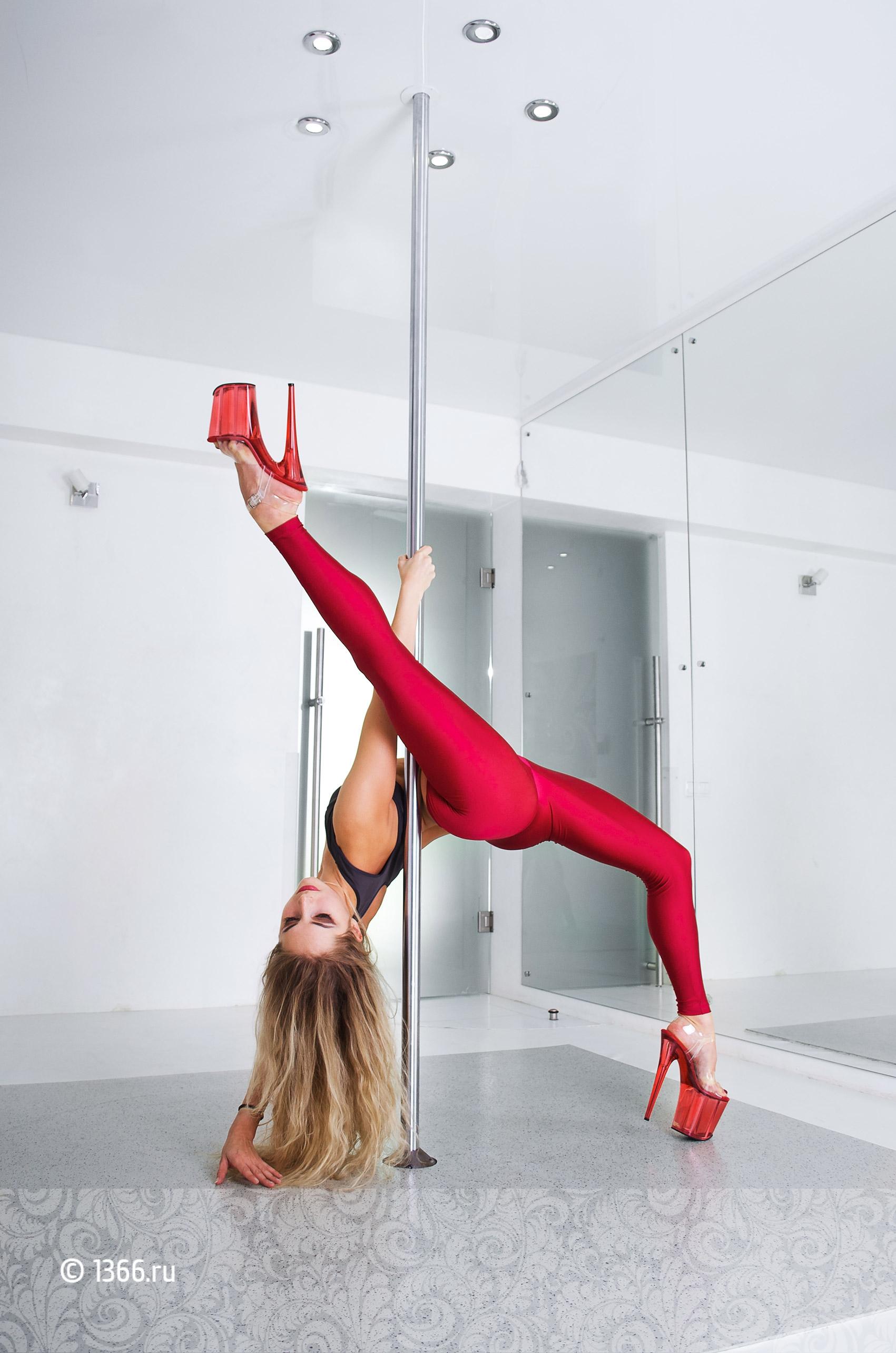 обучение pole dance в москве