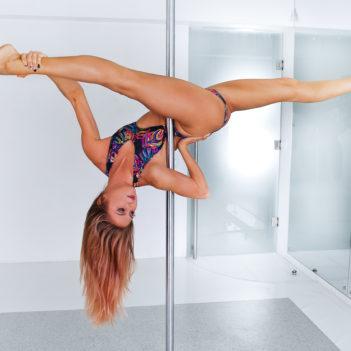 индивидуальные занятия pole dance в Москве