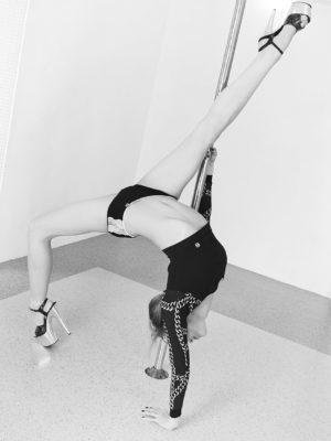 занятия pole dance москва