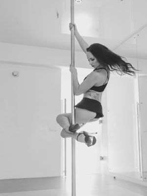 pole dance занятия в москве