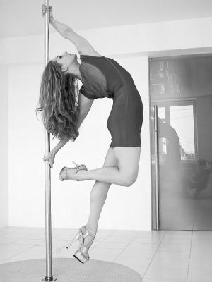 стриппластика в Москве, pole dance Москва